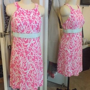 Lilly Pulitzer summer dress size 10